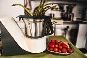 Piccoli elettrodomestici: il robot da cucina Bimby