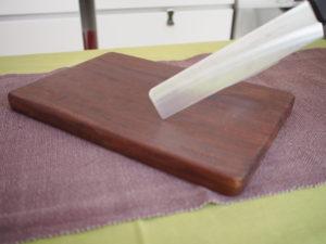 Utensili per la pasta fatta in casa: la coltella da tagliatelle
