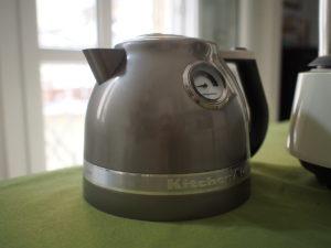 Bollitore KitchenAid. Gli strumenti utili in cucina