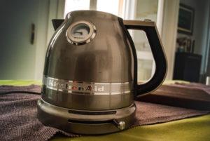 Piccoli elettrodomestici: bollitore Kitchen Aid